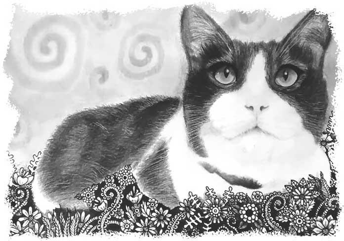 trồng cây nuôi mèo